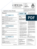 Boletin Oficial 25-06-10 - Primera Seccion