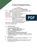 Vi Expo Feria 2016 Programa