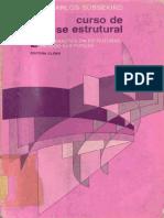 Analisis Estructural - Tomo II - José Carlos Sussekind