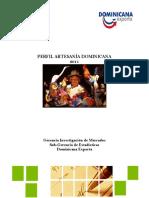 Perfil Artesanía Dominicana