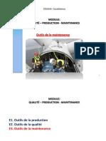 Cours 1- Introduction à La Maintenance Et Typologie