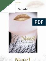 Need_Carrie Jones (Español)