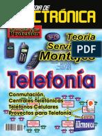 Enciclopedia de Electrónica_Telefonía