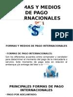Formas y Medios de Pago Internacionales