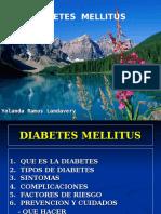 Diabetes Proyecto