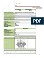 30-2014!07!15-Medicina Preventiva, Política Sanitaria, Zoonosis y Salud Pública