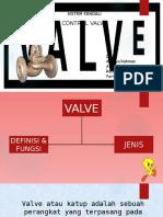 28953 Globe Valve