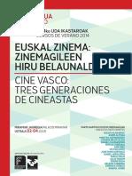 Programa Cursos Cine Upv