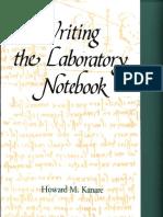 Writing a Laboratory Notebook-1.pdf