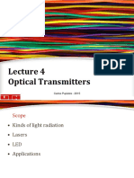 4 Optical Transmiters