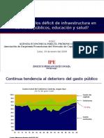 Presentacion Procapitales Como Cerrar Los Deficit 180106