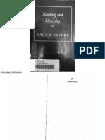 Naming and Necessity - Saul a. Kripke