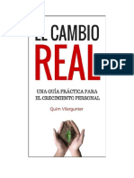 Vilargunter Quim - El Cambio Real
