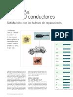 Satisfacción Con Los Talleres de Reparaciones (Revista de Economía 2006)