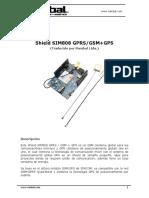 SIM808 GPRS-GSM+GPS Shield