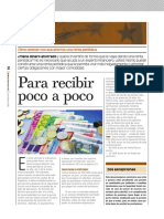 Obtener Una Renta Periódica (Revista de Economía 2006)
