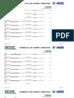 Listado Nominal Ocampo, Tamaulipas Corte 12-02-2017