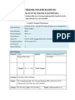 SKT4C B100-600 Rangga Masli Putra Proyek Mandiri