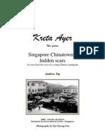 Kreta Ayer.- Singapore Chinatown's Hidden Scars