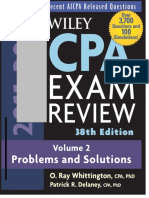 Wiley CPA Examination Review (Password Downloadslide)