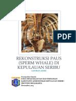 Report_Sperm Whale Skeleton Reconstruction from Kepulauan Seribu
