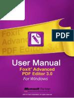 manual de foxit