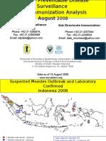 VPD Surveillance Analysis Aug 2008.ppt