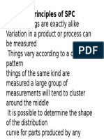SPC Principles