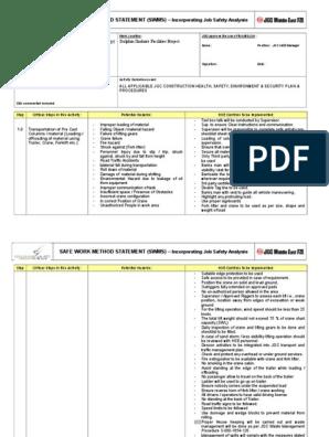Activity Hazard Analysis Template Excel from imgv2-2-f.scribdassets.com