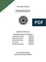 Sap 6 (Kelompok 6) Materi Efas Ifas Manajemen Strategik