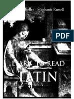 Learn to Read Latin Keller, Russell.pdf