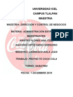 Matriz Coca Cola 3