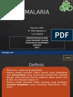 Malaria DT