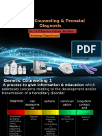 Genetic counseling and prenatal diagnosis.pptx