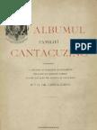 (1902) Albumul familiei Cantacuzino. O culegere de portrete & documente.pdf