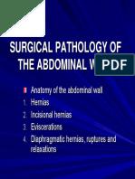 001 Abdominal Wall Pathology