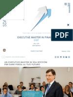 Emf Executive Master Finance 2016-2017