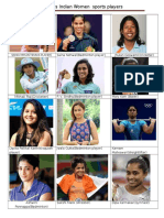 Famous Indian Sports Players
