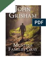 John Grisham - Muntele familiei Gray v1.0.pdf