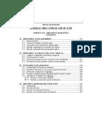 Bazele Mecanicii Aplicate - MECANICA ANALITICA.pdf