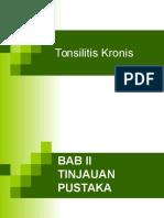 Pp Case Tonsilitis