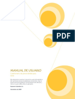 Manual de Usuario Psicologia