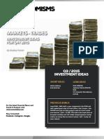 Economisms Newsletter 2015 Q4