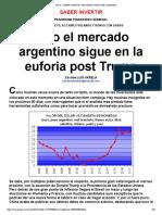 Saber Invertir_ Panorama Financiero Semanal