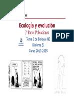 T5.Ecología y Evolución _5-3_Poblaciones