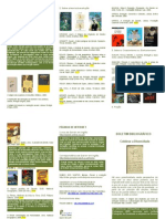 Boletim Bibliográfico Celebrar Diversidade