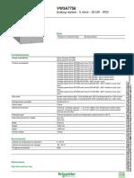 VW3A7756 Document