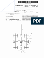 Fractal Impeller Agitator Patent