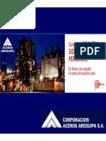 Aceros Arequipa - Presentación Proyecto