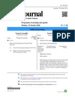 29.10.16 United Nations Journal [Kot]